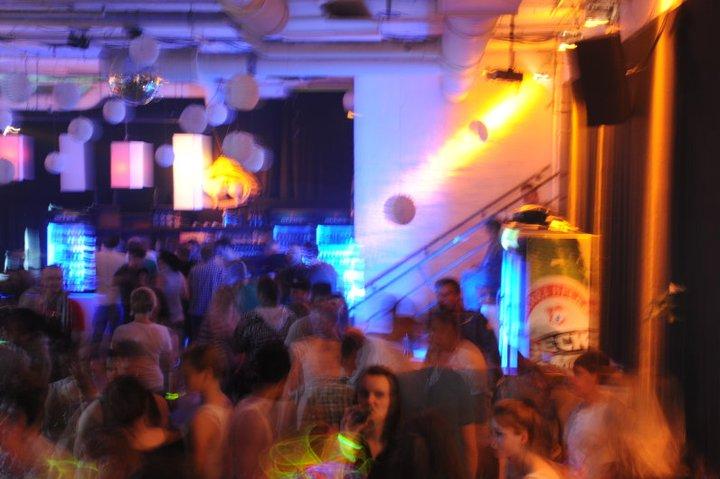 ハンブルクのナイトクラブ Nightclub in Hamburg