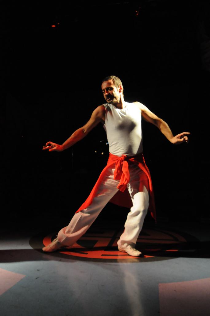 Romani dance