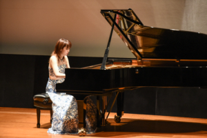 野々村さんのピアノ